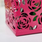 Rose Hollow Pen Pencil Holder Stationery Pot Container