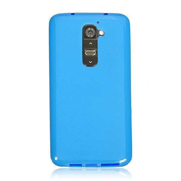 Flexible TPU Silicone Gel Rubber Jelly Case For LG Optimus G2 D802
