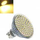 GU10 Warm White 4.8W 93 Led 3528 SMD Home Spot Light Bulb 220V