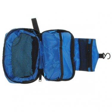 Travel Nylon Wash Bag Storage Organizer Mesh Zipper