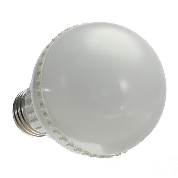 E27 LED Bulb 5W SMD 5730 AC 85-265V Warm White/White Globe Light