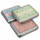 Cute Multi Patterns DIY Iron Box Stamp Rubber Stamp Drawing Stamper