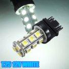 T25 3157 18 SMD 5050 Car Tail Light LED Bulb Lamp Pure White