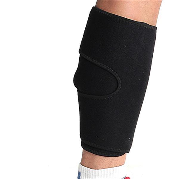 Adjustable Neoprene Calf Shin Support Wrap Splints Brace