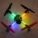 20 Pcs Disposable Mini Light Glow Stick For RC Quadcopter Fishing