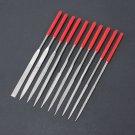 10pcs Handy Ceramic Glass Gem Stone Diamond Needle File Craft Tool