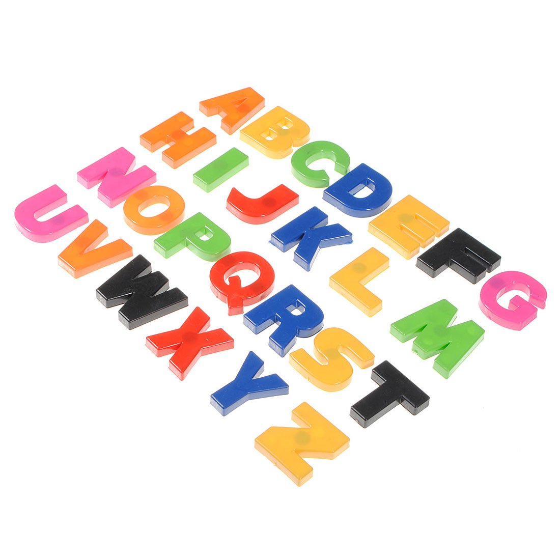 Magnetic Capital Lowercase Alphabet Educational Toy