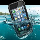 Waterproof Shockproof Dirt Snow Proof Case Cover For iPhone 5 5S