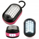 27 LED Magnetic Camping Hiking Tent Light Hanging Flashlight Lamp