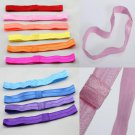 10pcs Colorful Baby Girl Headware kids elastic Headband
