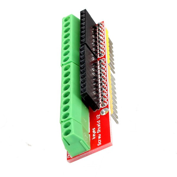 2Pcs Screw Shields V2 Terminal Expansion Board For Arduino