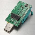 CH341A 24 25 Series EEPROM Flash BIOS DVD USB Programmer With Software And Driver C1B5