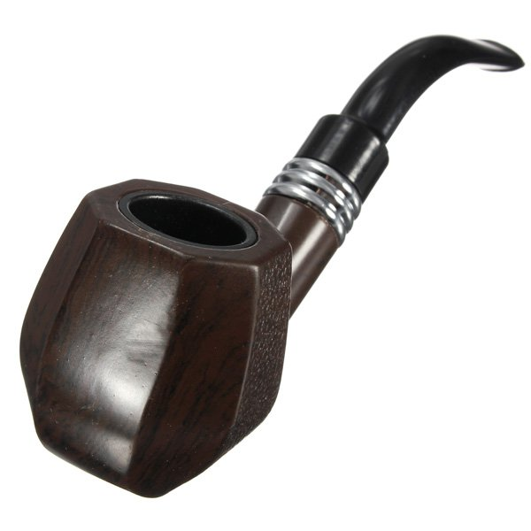 Vintage Durable Smoking Pipe Tobacco Cigarette Cigar Pipe