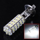 Car H1 68 SMD LED Xenon White Fog DRIVING Head Light Lamp Bulb DC 12V