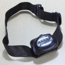 Waterproof 5 LED Bike Headlight Headlamp 7 Modes for Hunting Fishing