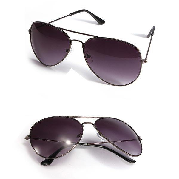 UV400 Avaitor Mirrored Sunglasses Unisex Toad Glasses