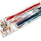 140pcs U Shape Solderless Breadboard Jumper Cable Wire Arduino Shield