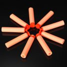 10 x Soft Bullet Safety EVA Bullets Darts For Blaster Nerf Gun Toy