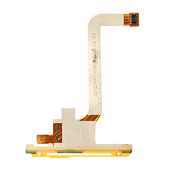 Light Flex Cable Ribbon Part with MIC For HTC One X S720e G23