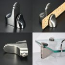 Metal Adjustable Shelf Holder Bracket For Glass or Wood Shelves