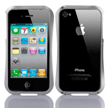 Aluminum Cleave Metal Blade Bumper Case For iPhone 4 4S 4G