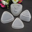 Triangular Sushi Onigiri Rice Ball Frame Food Mould