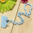 Baby Infant Pacifier Soother Chain Nipple Clip Holder Toy Gift