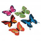 3D Artificial Butterfly Pin Party Wedding Decoration Xmas