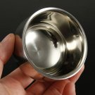 Stainless Steel Shaving Cup for Shaving Brush
