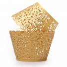 12pcs Baking Arts Hollow Cupcake Wrapper Cups