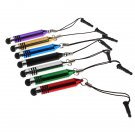 Aluminum Stylus Touch Screen Pen for iPhone 4 4S 4G iPad iPod