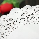 36pcs Round Paper Lace Doilies Place-mat Cake Decoration