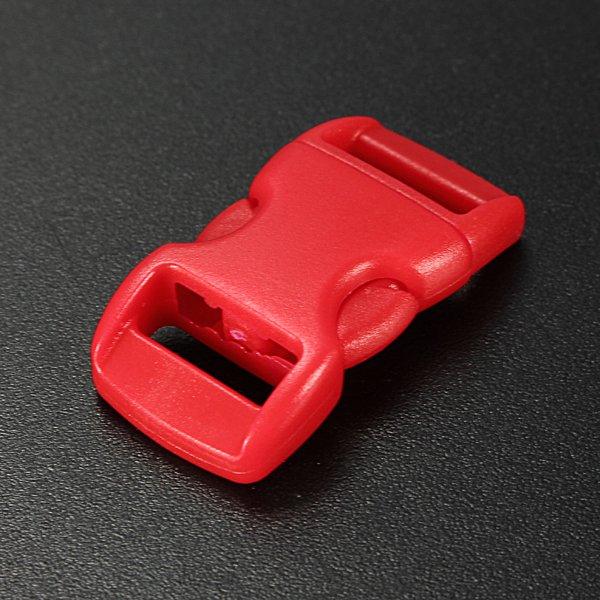 10mm Contoured Side Release Buckles Belt for Paracord Bracelets