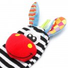 Lovely Animal Baby Infant Kids Rattles Finders Glove Toys Foot Pair Socks
