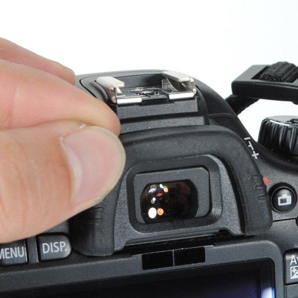 Rubber Eyecup Eyepiece For Nikon DK-21 F80 F65 FM10 D100 D200 D300 D90