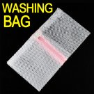 Washing Aid Laundry Saver Lingerie Care Wash Bag Mesh Net Clothes 30X40CM
