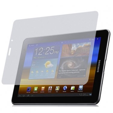 3x Clear Screen Guard Protector for Samsung Galaxy Tab 7.7 Inch P6800