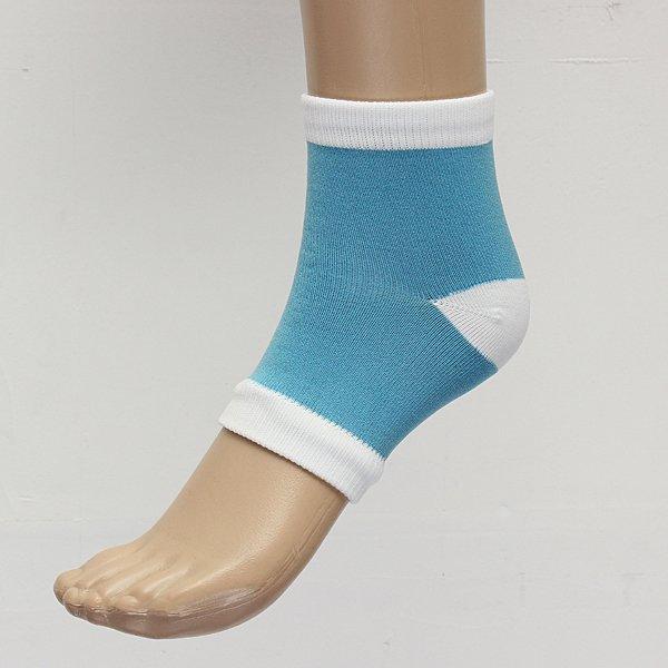Mens Women Dry Hard Skin Care Protector Open Toe Recovery Pain Socks