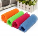 Exfoliating Nylon Bath Wash Cloth Towel