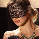 Sexy Black Lace Prom Party Eye Mask Halloween Masquerade Dance Mask