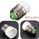 E27 to E14 Base Screw LED Lamp Bulb Holder Adapter Socket Converter