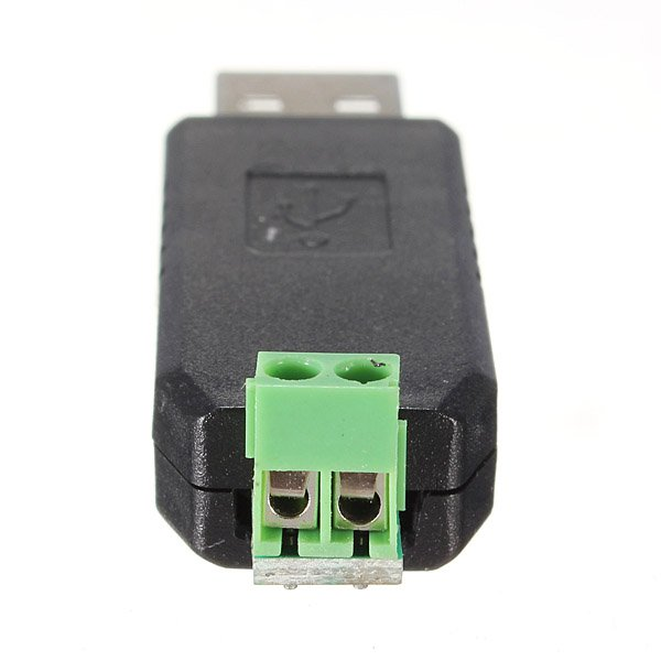 USB to RS485 Converter Adapter Support Win7 XP Vista Linux Mac OS