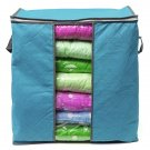 Foldable Bamboo Charcoal Non-woven Fabric Clothes Blanket Storage Bag