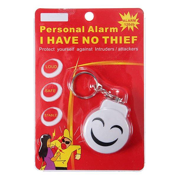 Personal Anti-Rape Anti-Attack Safety Self-defense Electronic Alarm