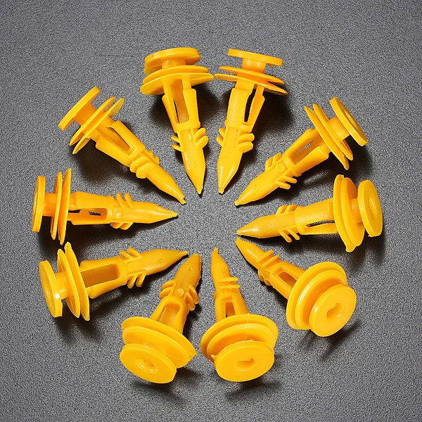 10x Tail Door Trim Panel Clips for Jeep Grand Cherokee Chrysle