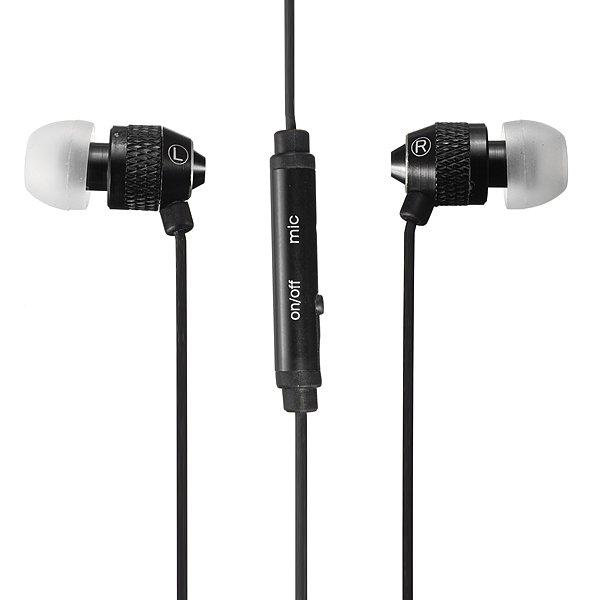 3.5mm Headphone Earphone Headset For Smartphone Device