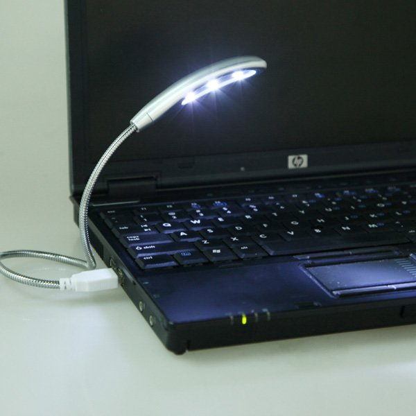 USB 3 LED light lamp flexible for PC/notebook/laptop