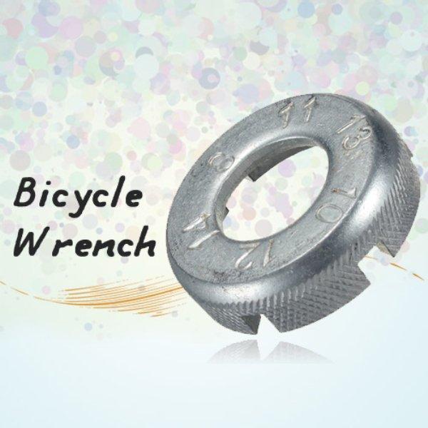 Spoke Bike Bicycle Wheel Spanner Wrench Adjuster Tool