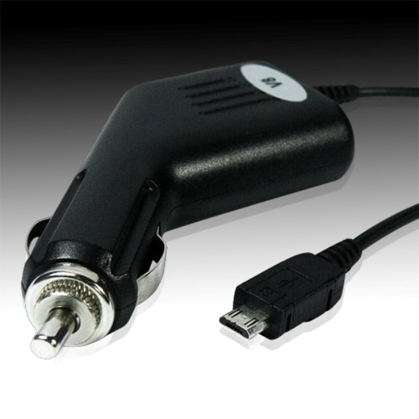 Car Charger for Samsung Galaxy S i9000 II 2 i9100 Wave