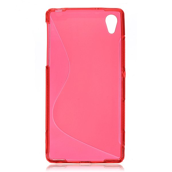 S-line Ultra Thin Clear Gel Soft Case Cover For Sony Xperia Z2